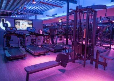 Unser Cardio-Bereich: Bei Urban Bodies tust du nicht nur etwas für die Muskeln, sondern auch für die Gesundheit